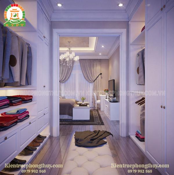 Nội thất phòng ngủ và thay đồ